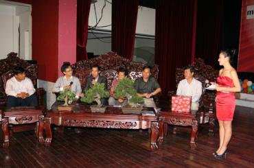 Hội thảo triển lãm cây cảnh nghệ thuật lần thứ nhất - 2011