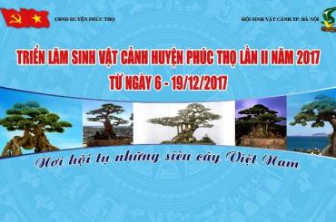 Triển lãm SVC huyện Phúc Thọ 06_12_2017